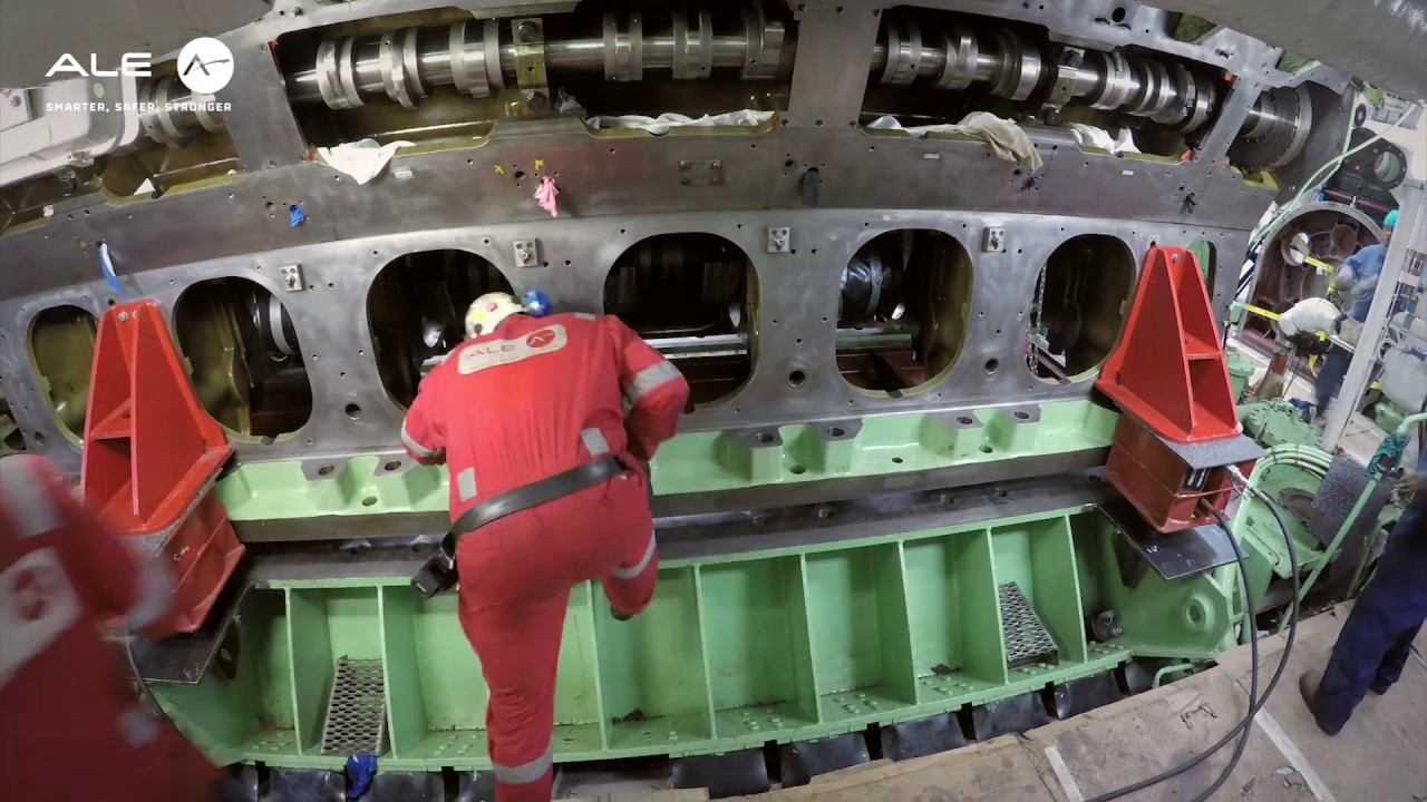 You think changing your crankshaft is a big job... | For B ...