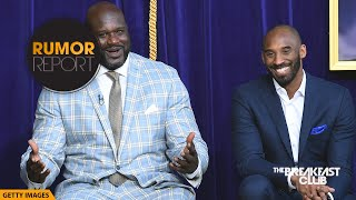 Shaq On Recent Death Of Loved Ones: 'I'm Not Doing Well. I'm Sick'
