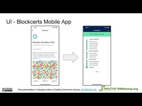 Blockcerts: The Open Standard For Blockchain Credentials With Daniel Paramo And Anthony Ronning
