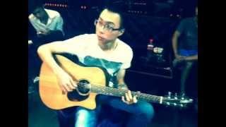 Sunflower - Tùng Acoustic - Týt Nguyễn (1 phút giải lao)