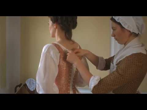 Getting dressed in the 18th Century - Busks