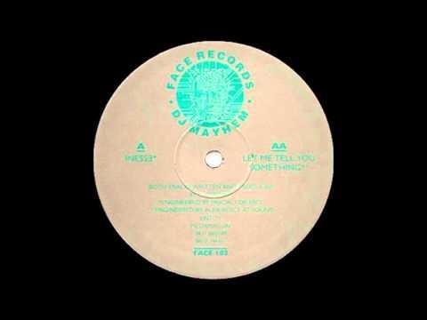 DJ Mayhem - Inesse (1993)