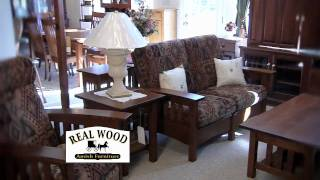 Real Wood Amish Furniture