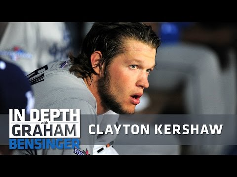 Clayton Kershaw: I get anxiety before I pitch