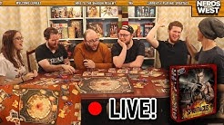 Blood and Treachery - Spartacus Live Stream 30/9/18