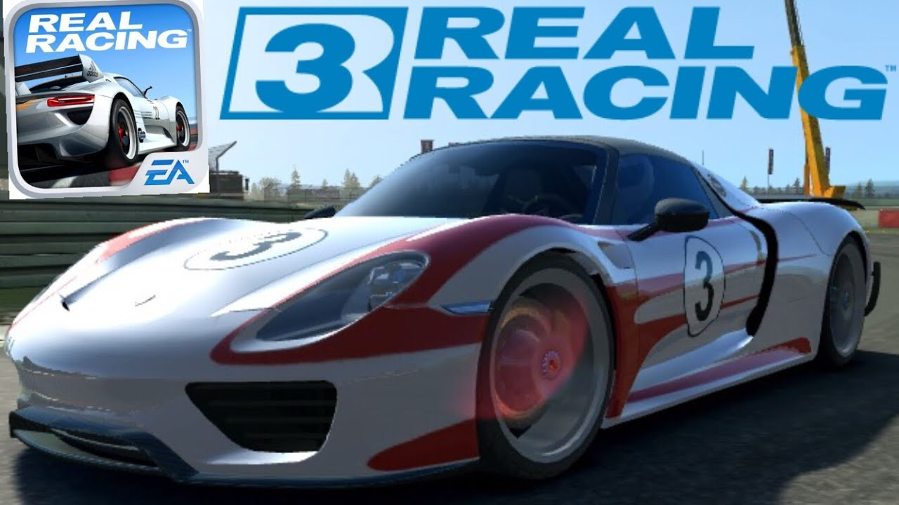 real racing 3 porsche 918 spyder weissach package fully upgraded youtube. Black Bedroom Furniture Sets. Home Design Ideas