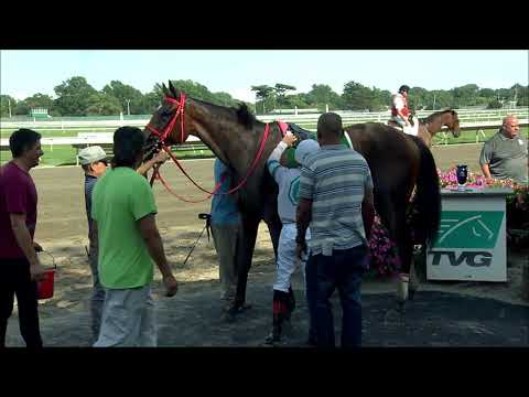 video thumbnail for MONMOUTH PARK 8-17-19 RACE 9
