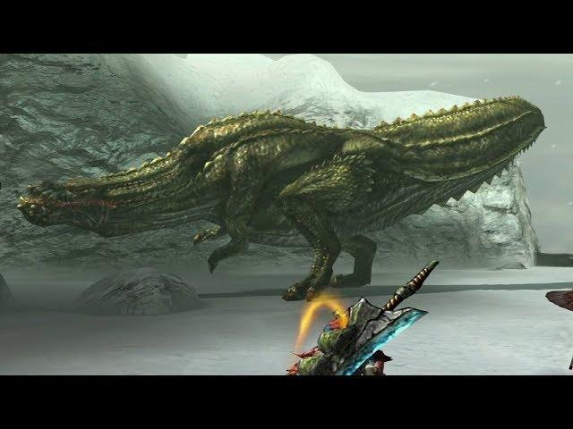 Monster Hunter Generations Ultimate: Deviljho Boss Fight #57