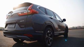 Honda CR-V 7 Seats - Test Drive