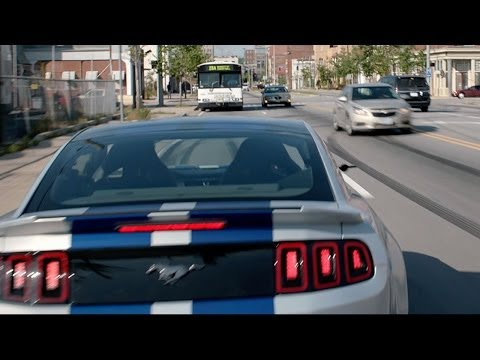 "Need for Speed: ""The Bus, The Bus, The Bus!"" Clip"