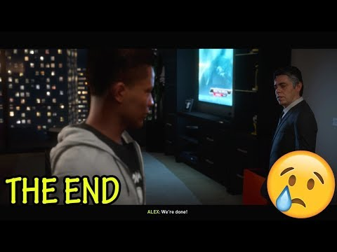 THE END OF ALEX HUNTER CAREER 😰FIFA 18 THE JOURNEY #3