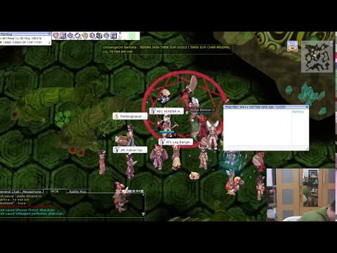 idnChao Playing Ragnarok Online | Grinding Monk Gravindo HEREZY