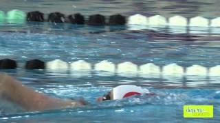 natacion campeonato euskal herria 2015 200 espalda femenino 1 camara lenta