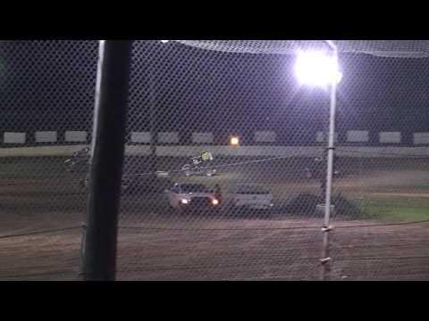 Brandie Jass @ 105 Speedway 7-25-09