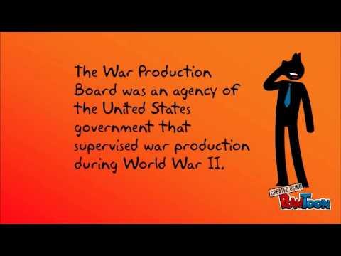 Austin  War Production Board