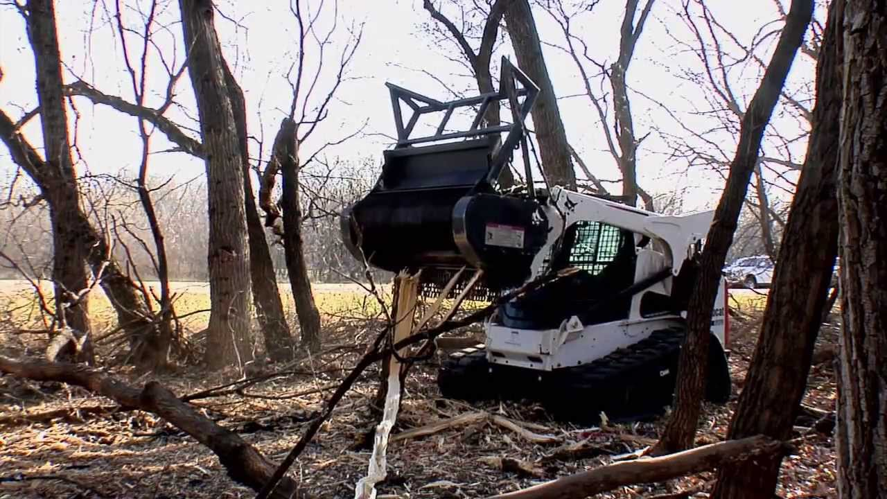 Design And Quality  Bobcat Advantage For Forestry Cutters
