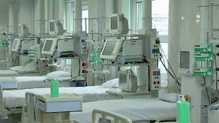 Принимать пациентов с коронавирусом начала 31-я клиническая больница в Москве.