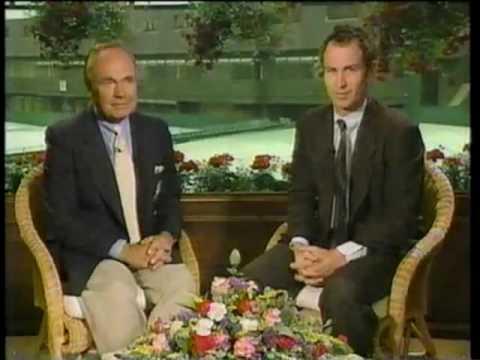 Boris Becker  Wimbledon 1995 Interview