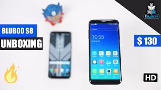 This S8 Costs Only Rs. 9000 ! $130 Bluboo S8 Unboxing