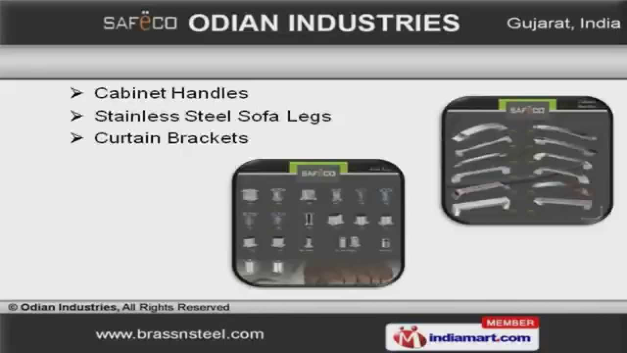 Stainless Steel Accessories by Odian Industries, Rajkot - YouTube