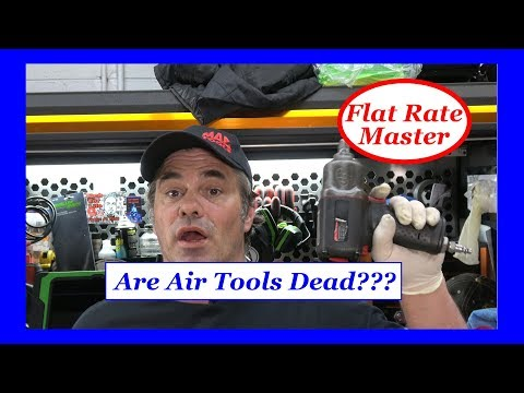 Are Air Tools Dead????