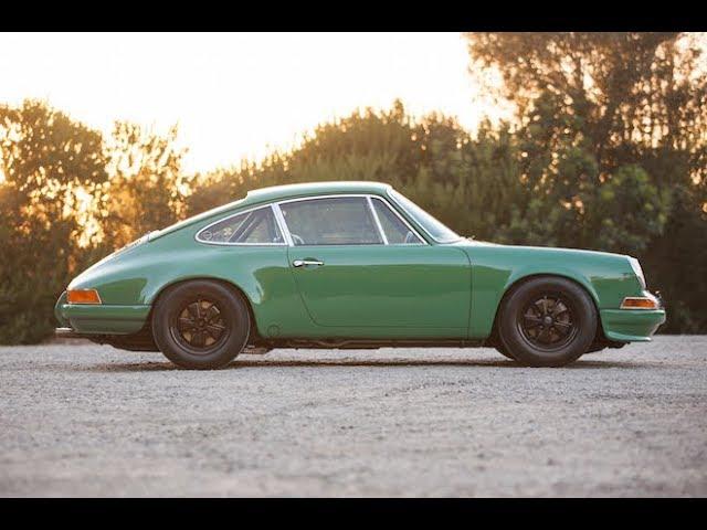 1971 Porsche 911 T/R  - The Leaf - Outlaw