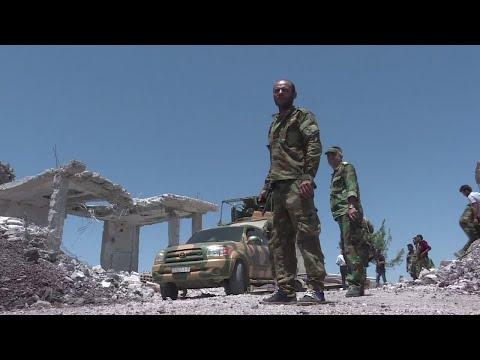 هل يلتزم النظام السوري والأطراف الأخرى باتفاق القنيطرة؟  - نشر قبل 52 دقيقة