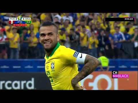 #Brazil #sport #football Brazil 5-0  Peru 2019 CA All goals & Highlights #brazil #sport