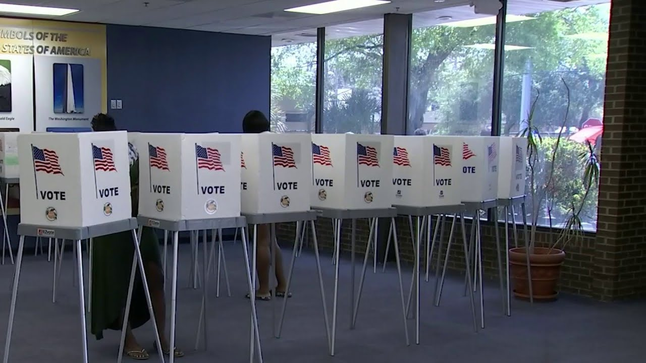 Voter turnout low as coronavirus impacts Florida primary election