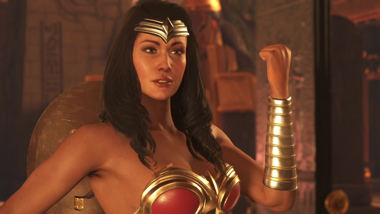 Poison Ivy Wonder Woman