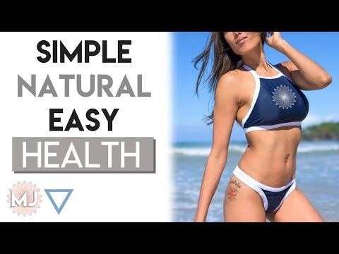 Health & Fitness is Natural and SIMPLE - Stop Over Complicating