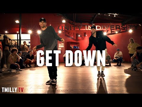 Busta Rhymes - GET DOWN - Choreography by Jake Kodish & CJ Salvador - #TMillyTV
