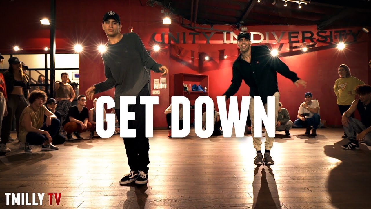 Busta Rhymes - GET DOWN - Choreography by Jake Kodish & CJ Salvador - #TMillyTV