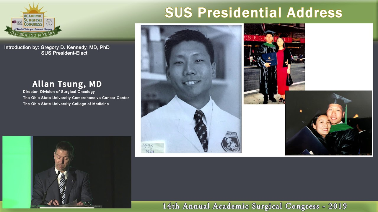 15th Annual Academic Surgical Congress - February 4-6, 2020