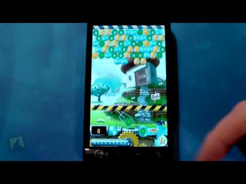 Bubble Town 2 HD By I-play Games | Droidshark.com Video Review For Android