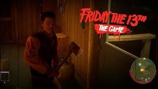 HASTA EL FINAL!! FRIDAY 13th: THE GAME con Fargan
