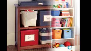 Diy Kids Bedroom Storage Design Decorating Ideas