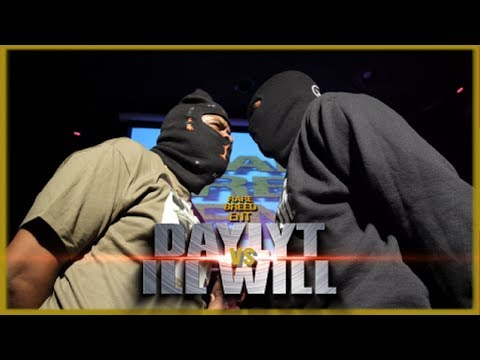 DAYLYT VS ILL WILL RAP BATTLE - RBE