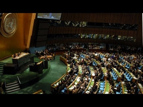 UN Palestine Vote Gives PA Access to International Criminal Court