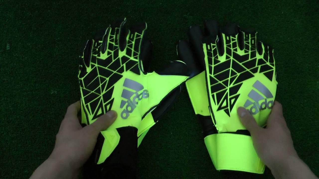 chaussures de sport 2e2b2 7bcc0 Adidas Ace Zones Transition Fingertip Glove V.S Promo Fingertip