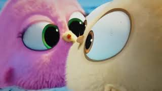 Angry birds movie 2 Zoe inflation clip.
