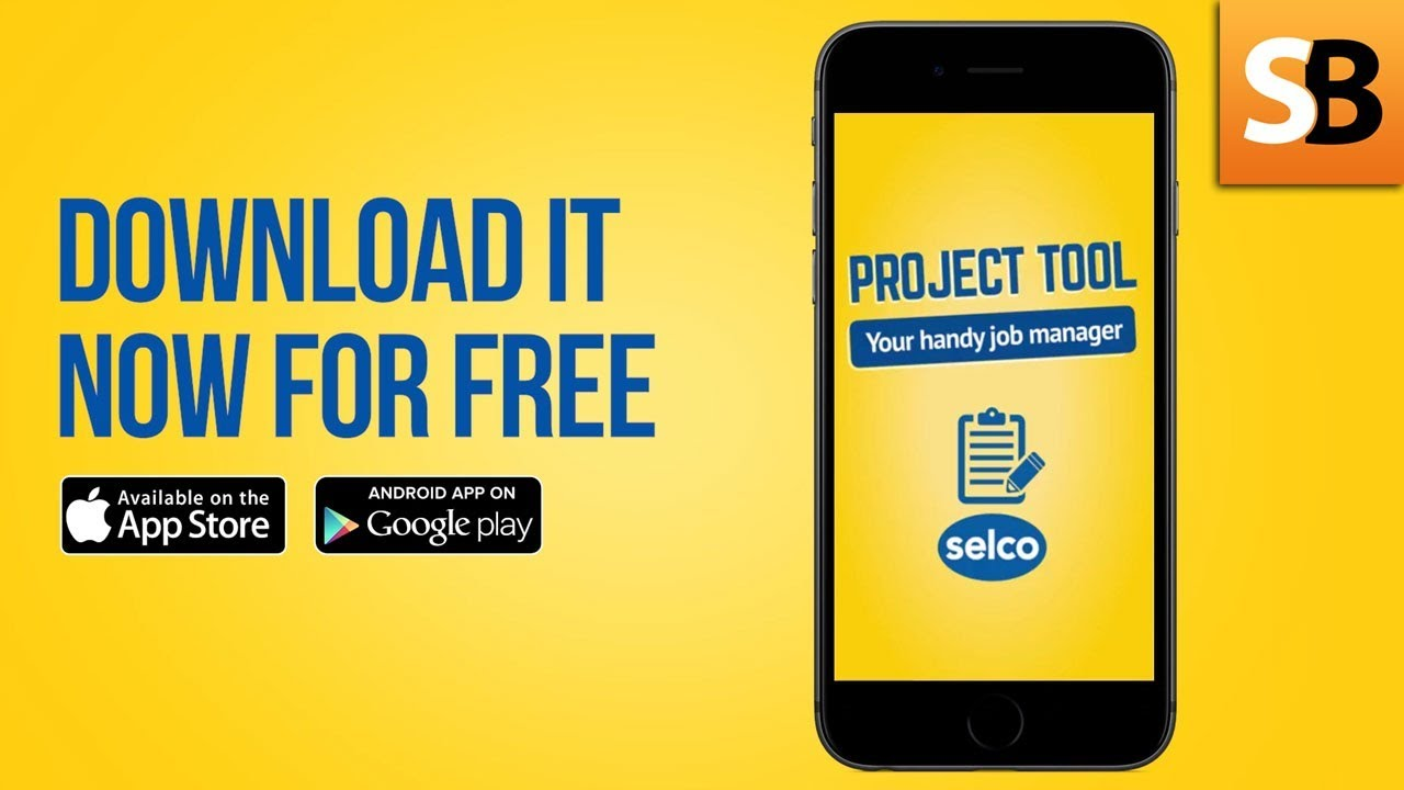 Free Estimating App For Builders From Selco YouTube - Free invoice and estimate software app store online