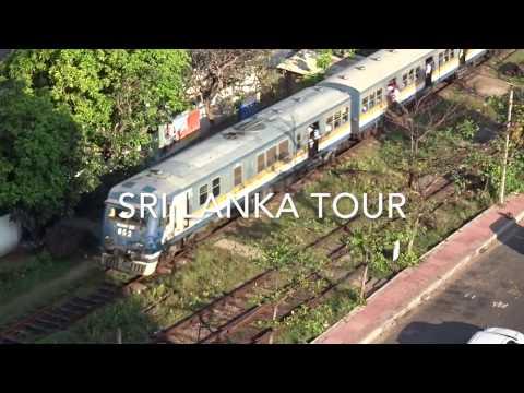 SRI LANKA TOUR 2017