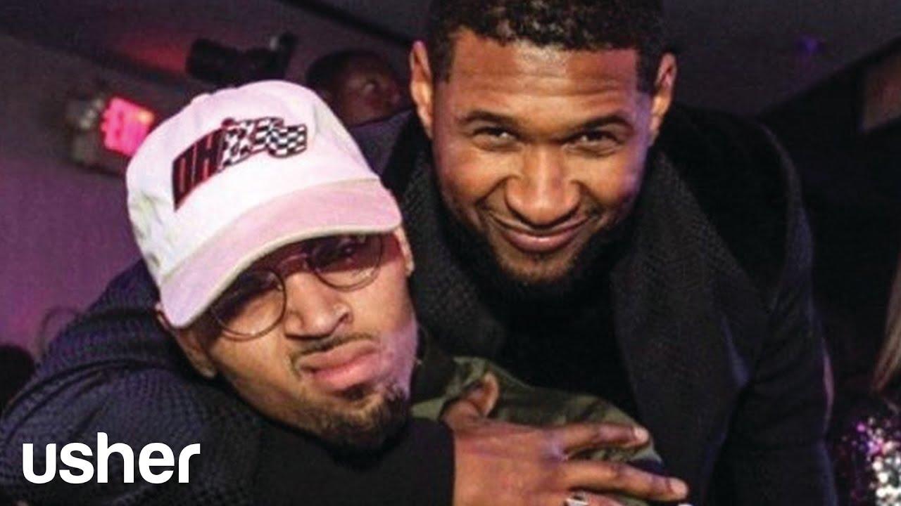 Who's Your Pick?  Chris Brown Veruzuz Usher, Timbaland Say's Breezy [VIDEO]