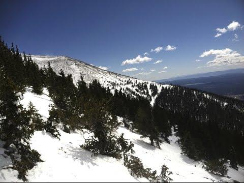 Humphrey's Peak WInter Ascent March 2014