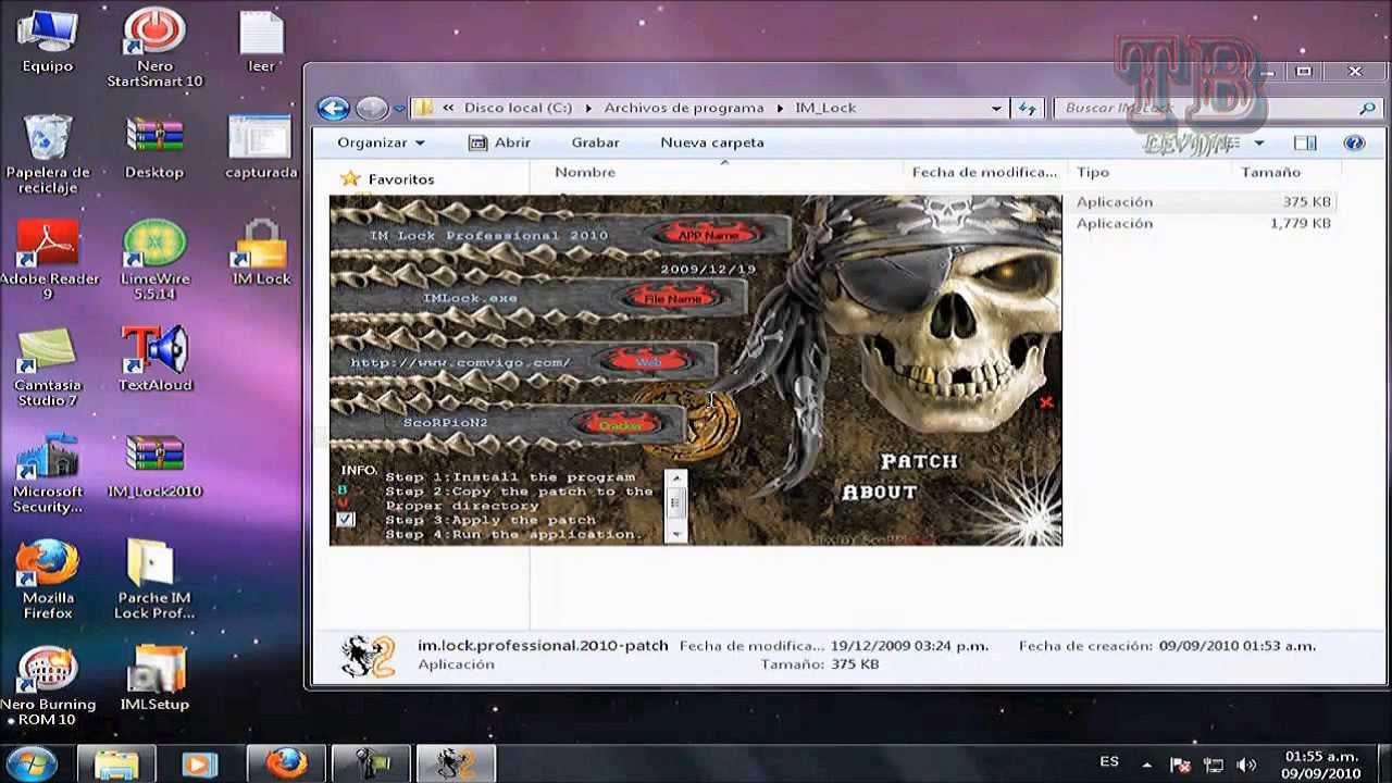 Descargar im lock enterprise 2010 crack