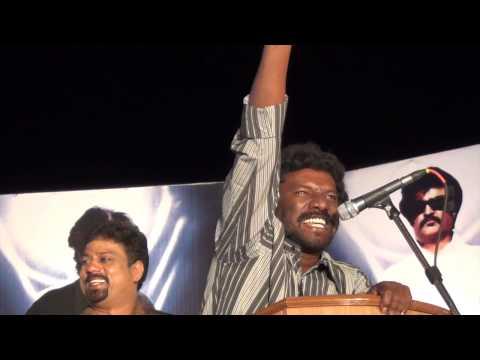 Karunas praising rajinikanth as the next cheif Minister - Ananda Vikatan
