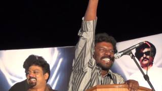 Karunas praising rajinikanth as the next cheif Minister - Ananda Vikatan
