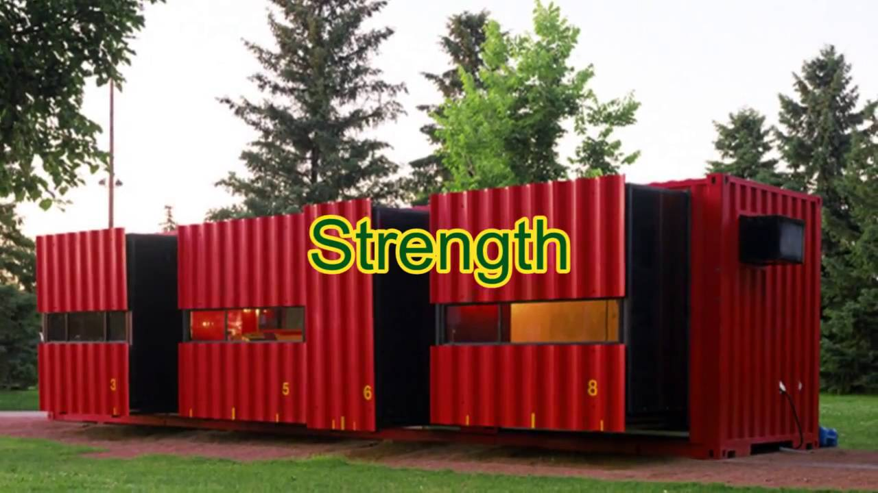 easy way to build your own shipping container home | build