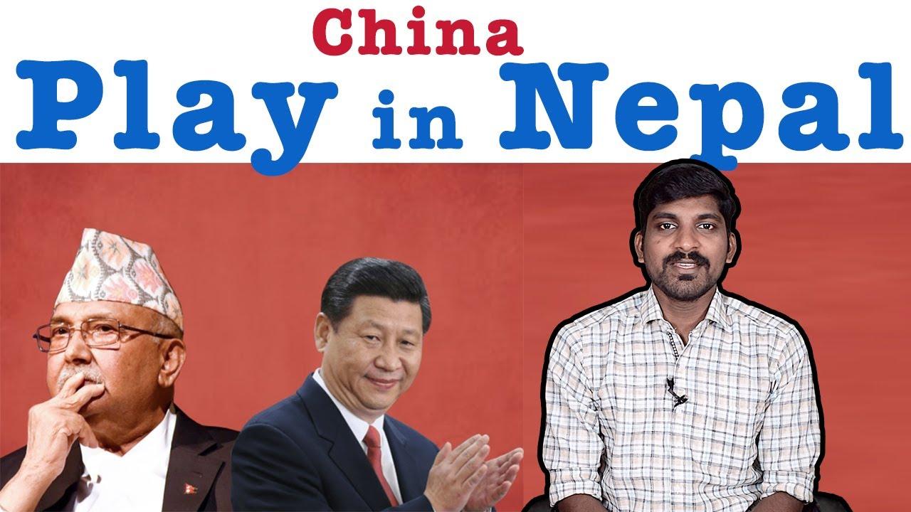 Nepal அரசு கவிழ்கிறதா | சீனாவின் உருட்டு | Tamil Pokkisham | Vicky | TP